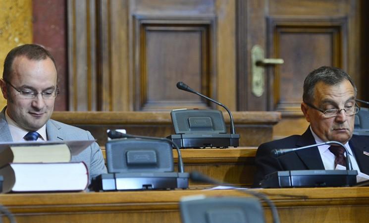Sudije da budu potčinjene ustavu, a ne pojedincima