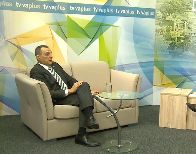 Živković u emisiji Razgovor PLUS na TV Valjevo Plus