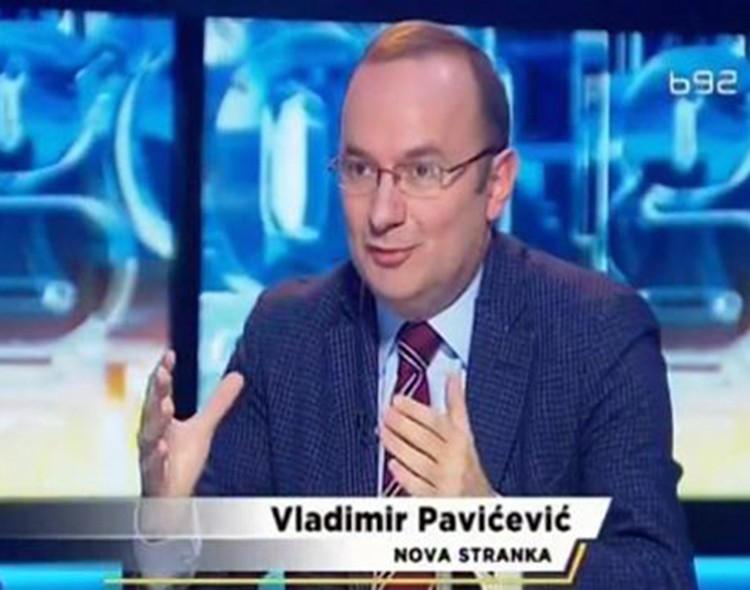 Gostovanje Pavićevića u emisiji Kažipsrt na TV B92