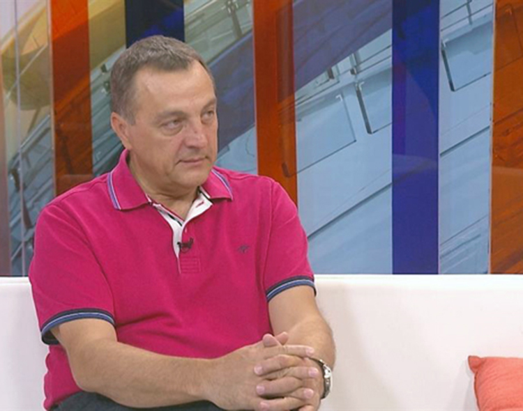 Živković u emisiji Novi dan na TV N1