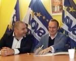 Osnovan Opštinski odbor NOVE u Aleksincu