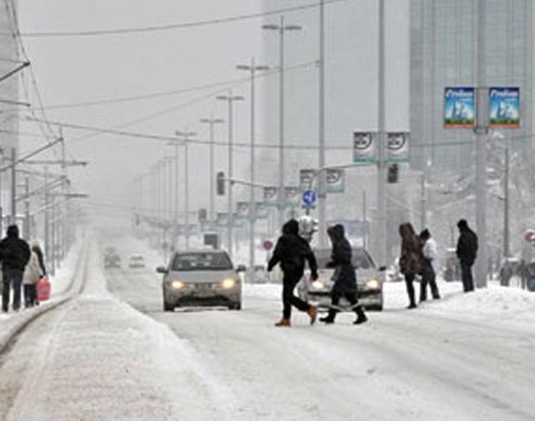 Beograd paralizovan nesposobnošću gradskih čelnika