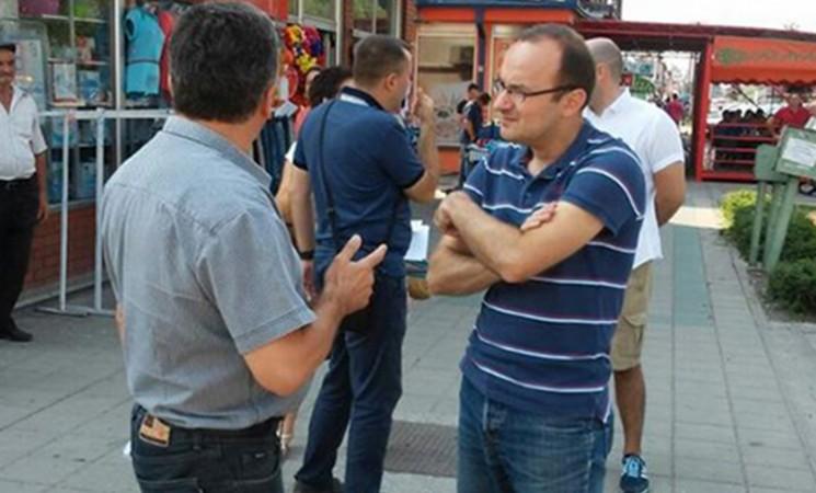 Pavićević razgovarao sa građanima Bogatića