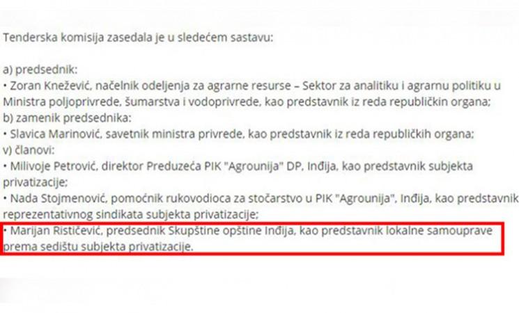 Rističević opet lažima juriša na Zorana Živkovića