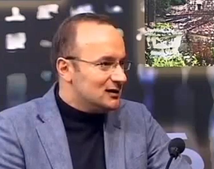 Pavićević u emisiji Korak do istina na TV Soko