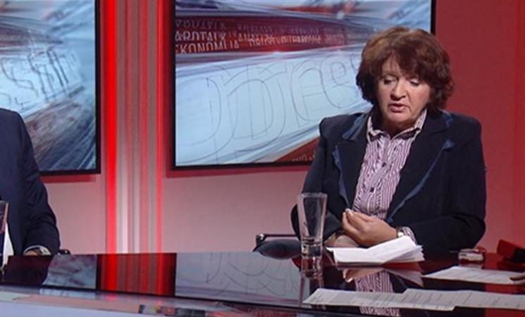 Gostovanje Rakić Vodinelić u emisiji Pressing na TV N1