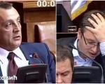 Vučić i dalje kukavički beži od duela sa Živkovićem