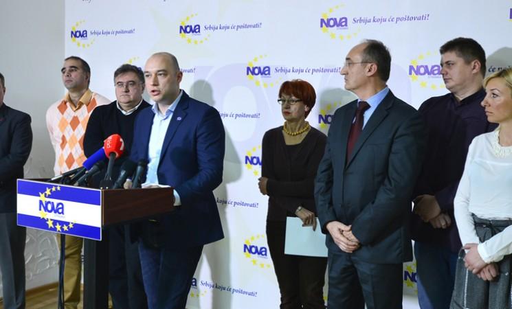 Održan sastanak Stalne komisije opozicionih stranaka i pokreta