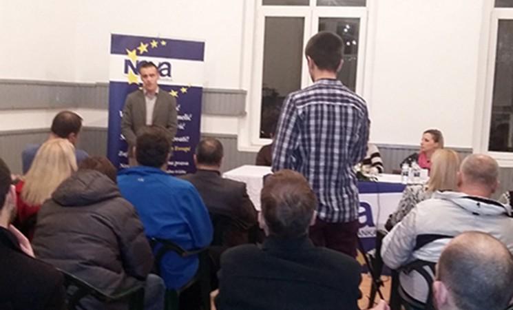 Osnovan Opštinski odbor NOVE u Paraćinu
