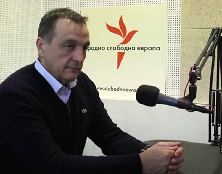 Živković za Radio Slobodna Evropa - U dve kolone protiv Vučića