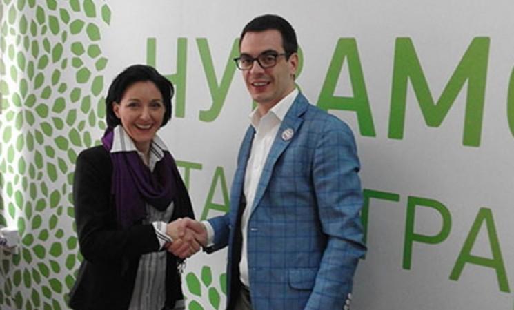 """NOVA i DS potpisale koalicioni sporazum """"Čuvari Starog grada"""""""