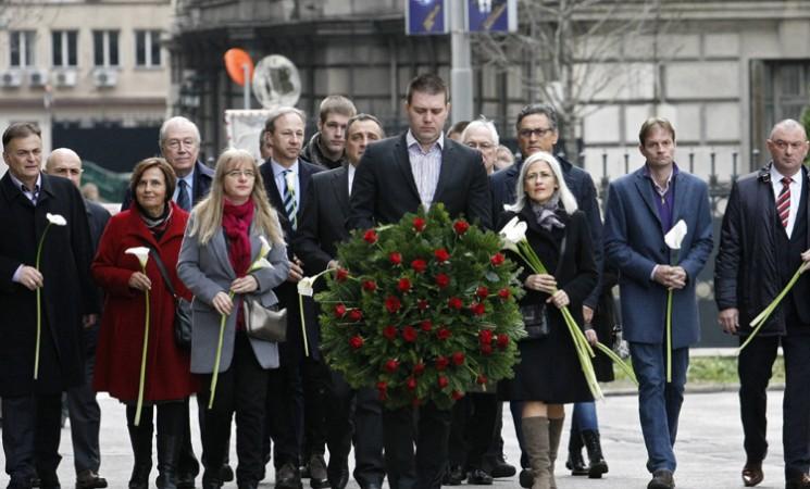Đinđićeva smrt nenadoknadiv gubitak za Srbiju