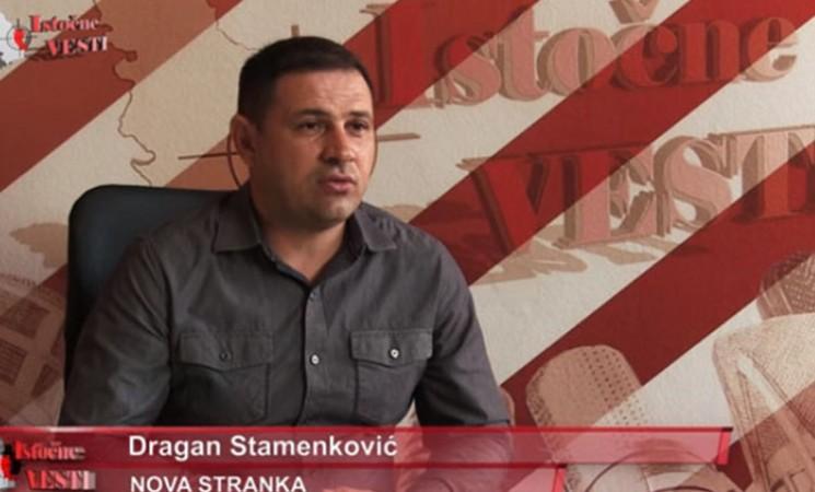 Dragan Stamenković u emisiji Tvojih pet minuta