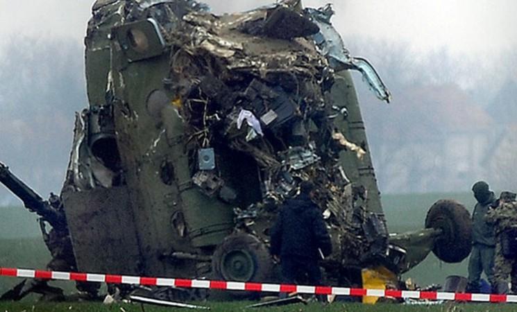 Vučić štiti krivce za pad helikopera