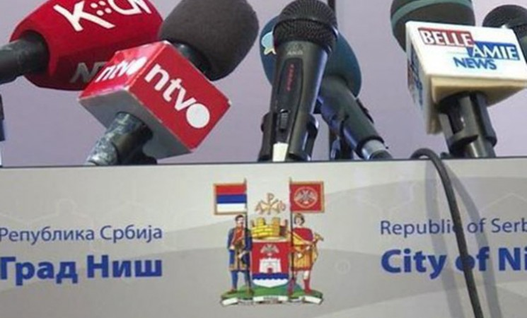 Niš: Gradska vlast ponovo namešta konkurs za medije