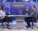 Pavićević u emisiji Stvarno stanje na TV Kanal 9