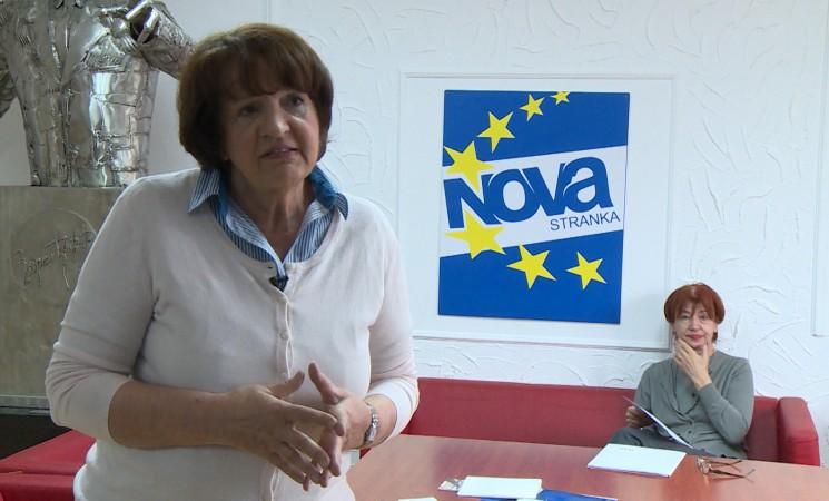 Rakić Vodinelić i Benać Šantić: Jedino rešenje je raspisivanje novih izbora!