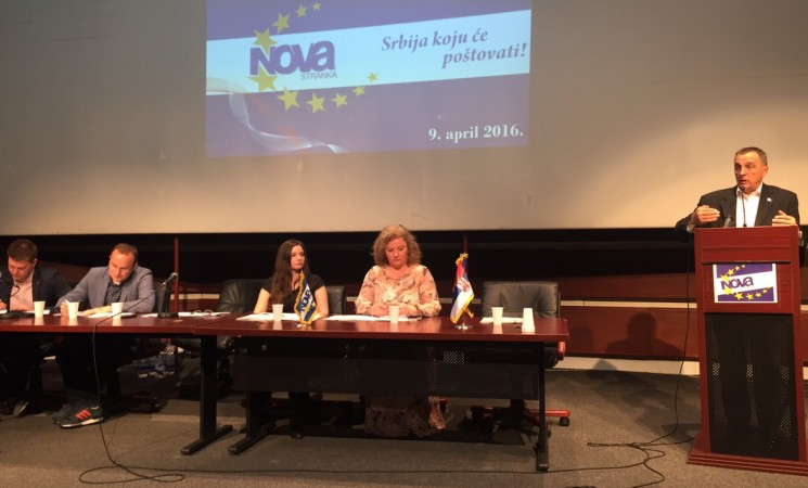 Održana Sedma redovna konferencija Nove stranke (VIDEO)