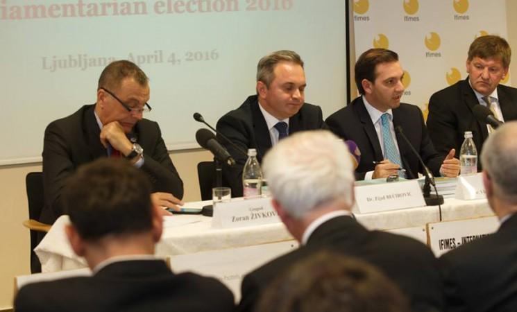 Zoran Živković na okruglom stolu IFIMES-a u Ljubljani (VIDEO)