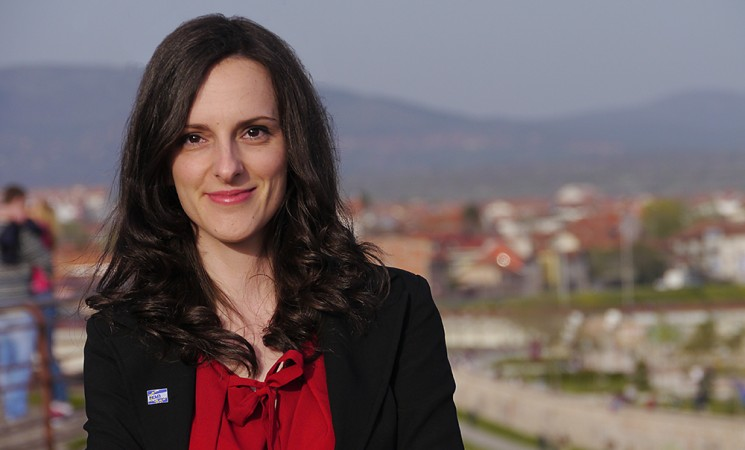 Marija Blagojević: Želim Niš za sve nas, a ne za privilegovane! (VIDEO)