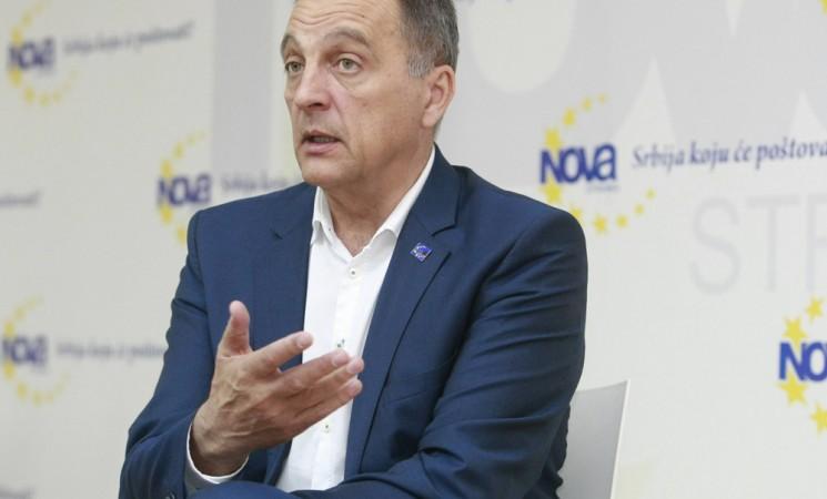 Živković: Utešna nagrada izbora je smanjena mogućnost Vučićeve apsolutne vlasti