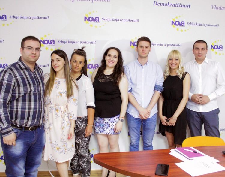 Izabrano novo rukovodstvo Foruma mladih