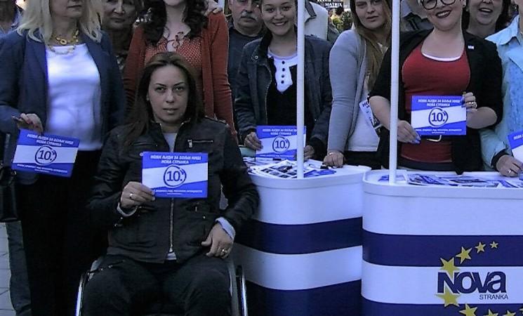 Dragana Rodić Aranđelović: Odlučna sam da cela Medijana prohoda!