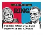 Politički ring: Živković vs. Đukić Dejanović