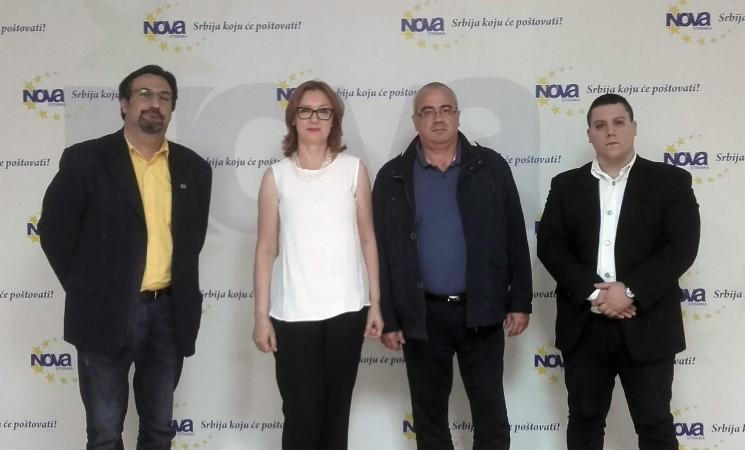 Beogradski odbor NOVE podržao jučerašnji građanski protest