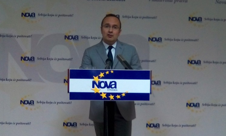 Pavićević podneo ostavku na stranačke funkcije (VIDEO)