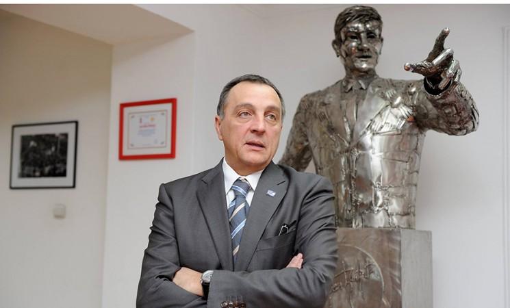 Spomenik Zoranu Đinđiću već postoji - u prostorijama Nove stranke