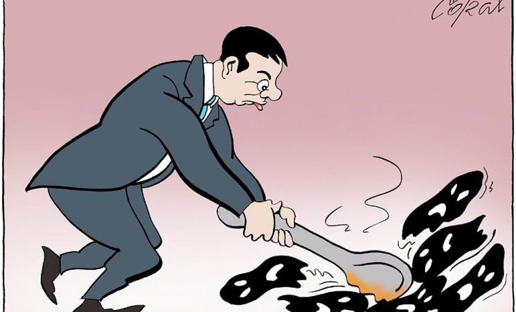 Vučićeva farsa