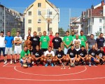 Šabac: Forum mladih organizovao basket turnir