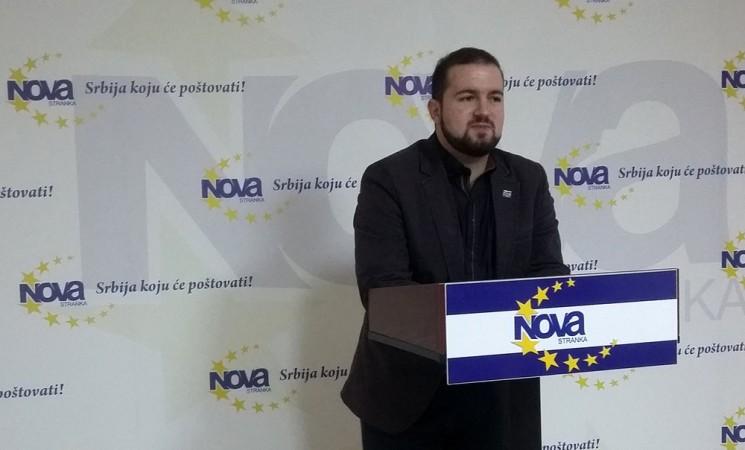 Marković izabran za predsednika Kluba Foruma mladih Beograd