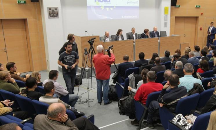 Održana Osma redovna konferencija NOVE