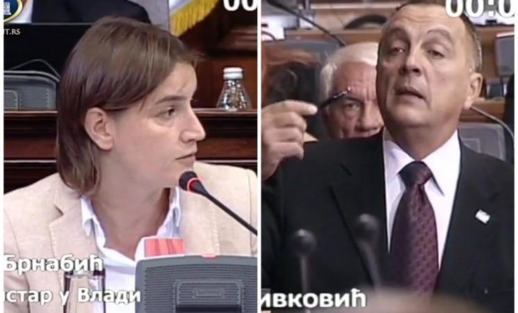 Ministarka Brnabić ne poznaje suštinu lokalne samouprave