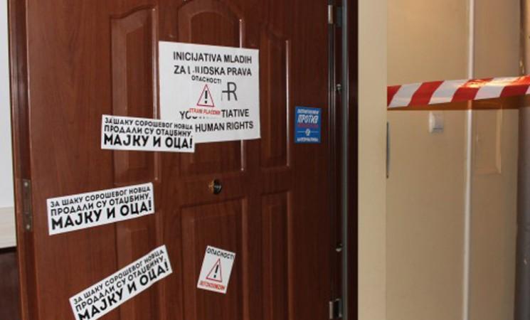 Napad na Inicijativu mladih direktna posledica delovanja SNS i Aleksandra Vučića