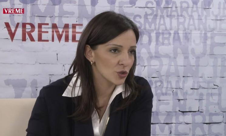 [VIDEO] Marinika Tepić u emisiji Zumiranje