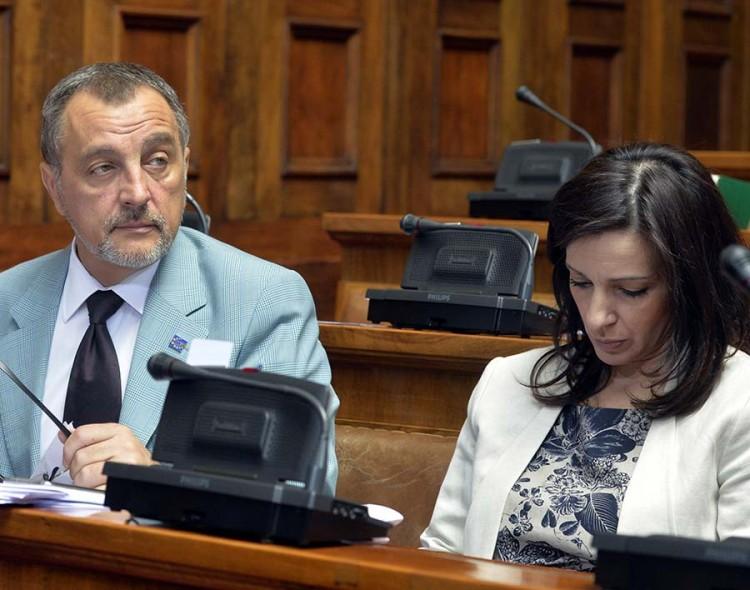 Dva nova ministarstva za isplatu SNS koalicionih partnera