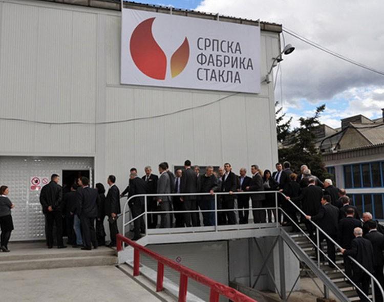 Paraćinska Staklara plen Vasileva i njegovih saučesnika iz SNS