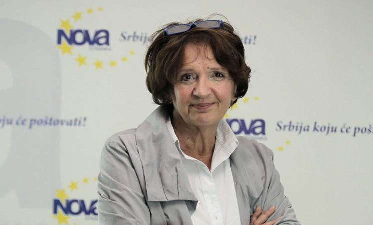 Rakić Vodinelić: Objaviti sve one tajne ugovore koji su urnisali Beograd