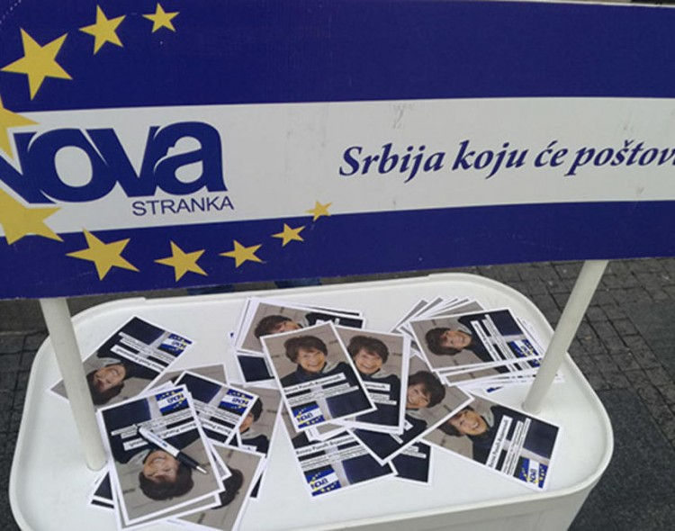 Oglašen početak predizborne kampanje: Za odbranu Beograda