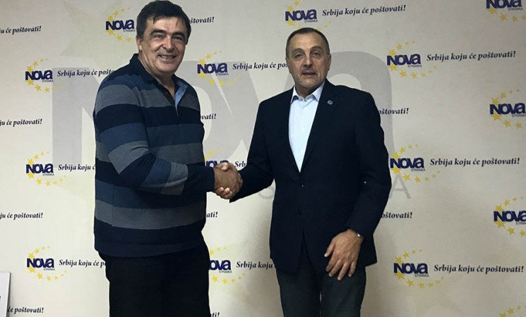 Amir Reko gost Zorana Živkovića u Novoj stranci