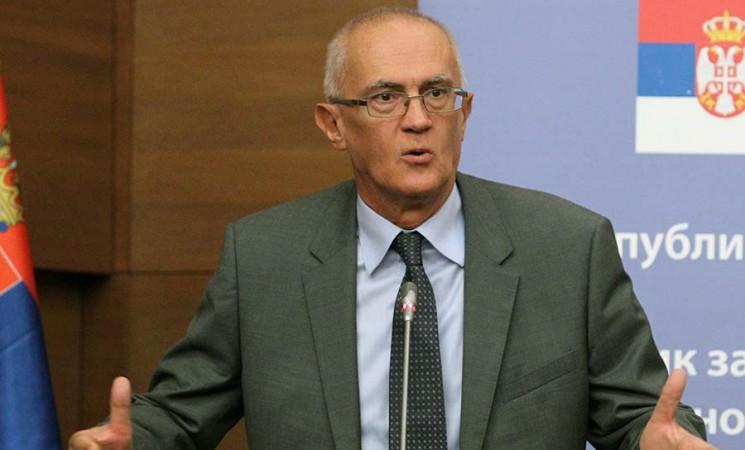 Poverenik podneo krivičnu prijavu zbog odavanja podataka o Zoranu Živkoviću