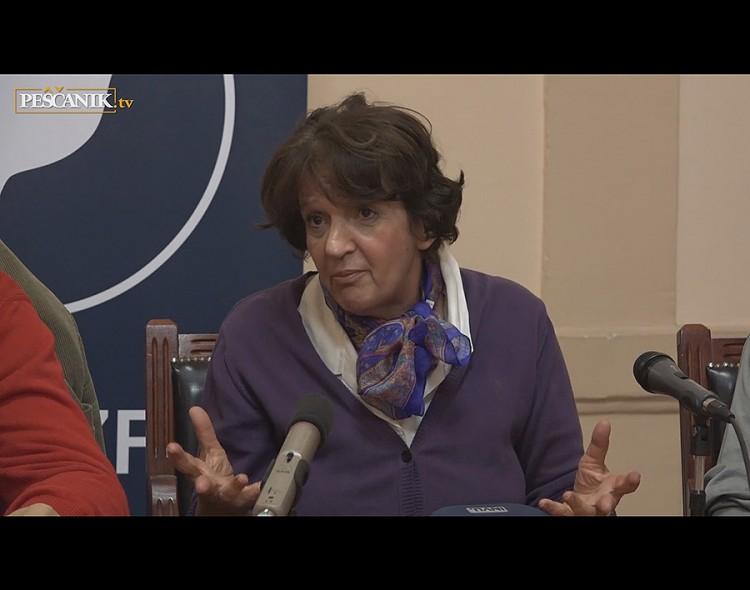 Rakić Vodinelić: Javni sektor i pravosuđe crne rupe Srbije