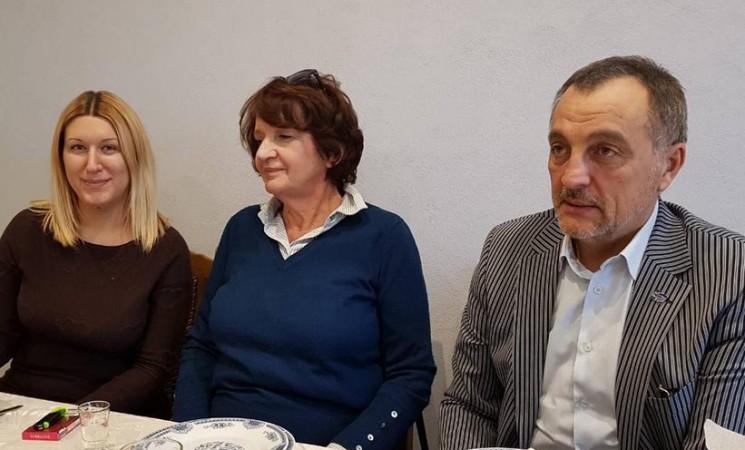 Tim NOVE u poseti Jeleni Grujić u Pećincima