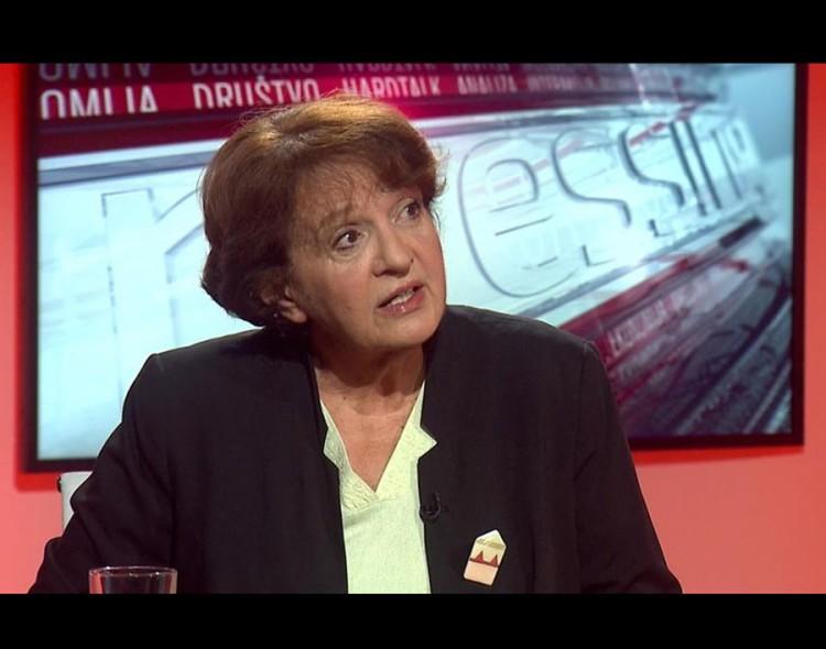 Rakić Vodinelić u Pressingu: Serviraju nam atrakcije, a od njih se ne živi