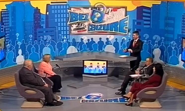 Živković u emisiji Bez cenzure na KTV televiziji [VIDEO]