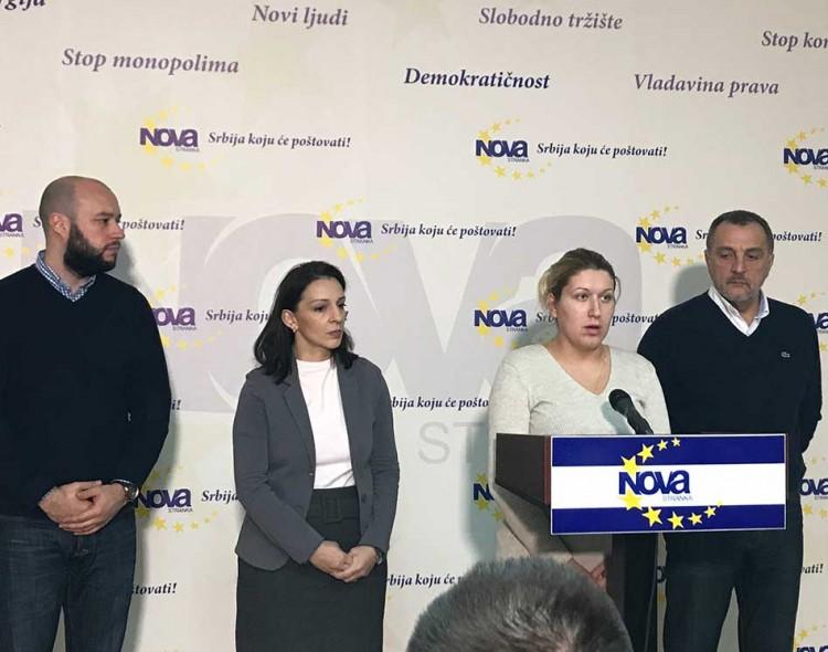 Naoružane siledžije upale u dom predsednice odbora NOVE u Pećincima