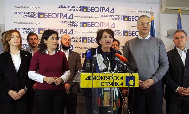 NOVA i Demokratska stranka zajedno na beogradskim izborima